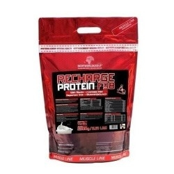 Proteine Vegetali BWG, Recharge Protein, 2500 g