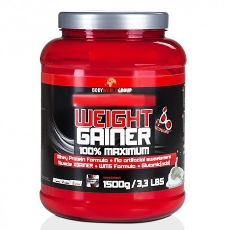 Gainers BWG, Weight Gainer, 1500 g