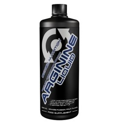 Arginina Scitec Nutrition, Arginine liquid, 1000 ml.