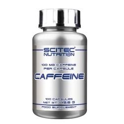 Caffeina Scitec Nutrition, Caffeine, 100cps.