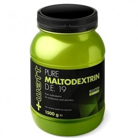 Maltodestrine +Watt, Pure Maltodextrin D.E. 19, 1500g.