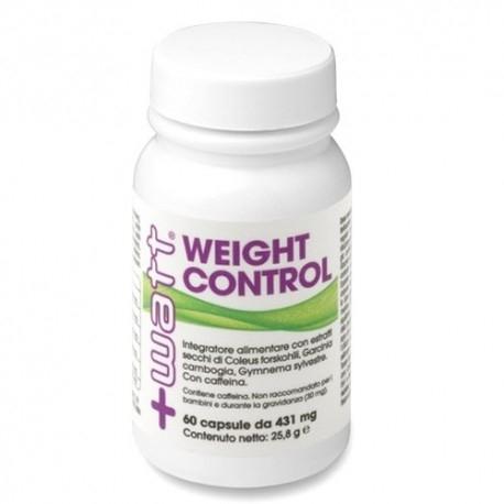 Coadiuvanti diete dimagranti +Watt, Weight Control, 60cps.