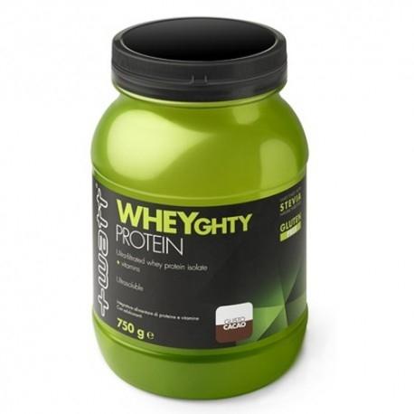 Scadenza Ravvicinata +Watt, WHEYghty Protein 80, 750g