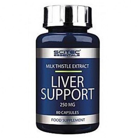 Funzione Epatica Scitec Nutrition, Liver Support, 80cps.