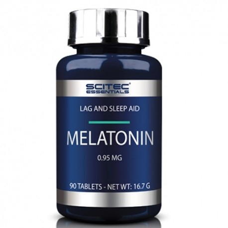 Melatonina Scitec Nutrition, Melatonin, 90 cpr.