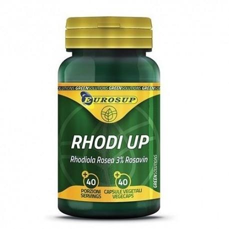 Tonici - Energizzanti Eurosup, Rhodi Up, 40Cps.