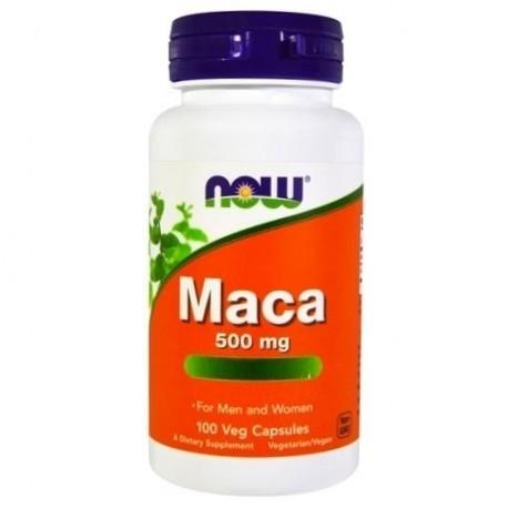 Maca Now Foods, Maca, 100cps.