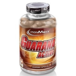 Guarana IronMaxx, Guarana Active, 100 cps.