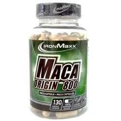 Maca IronMaxx, Maca Origin 800, 130cps.