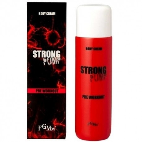 Creme Riscaldanti FGM04, Strong Pump, 200 ml.