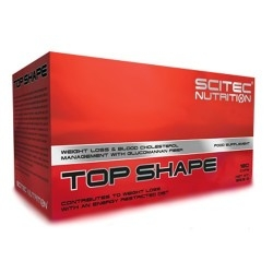 Glucomannano Scitec Nutrition, Top Shape, 180 cps.
