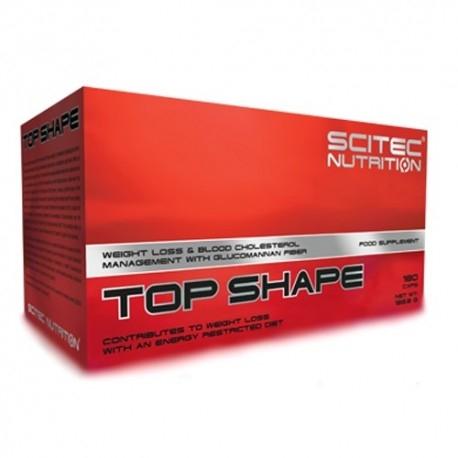 Glucomannano Scitec Nutrition, Top Shape, 180cps.