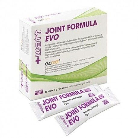 Articolazioni e ossa +Watt, Joint Formula Evo, 20sticks da 5g.