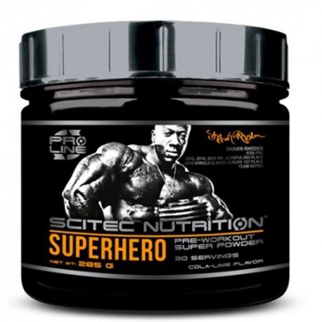Pre Workout Scitec Nutrition, Superhero, 285g