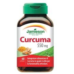 Curcuma Jamieson, Curcuma, 60cps.