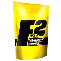 Glutammina F2 Full Force, L-Glutammina, 450g.