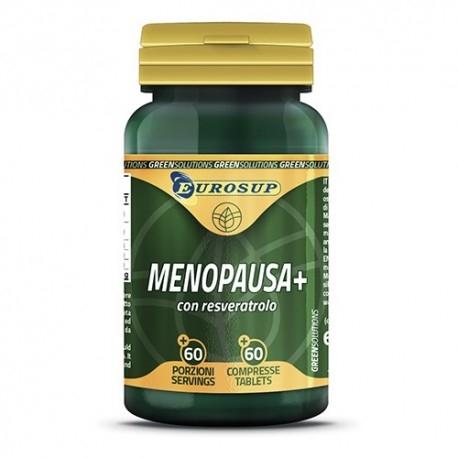Disturbi della menopausa Eurosup, Menopausa +, 60cpr.