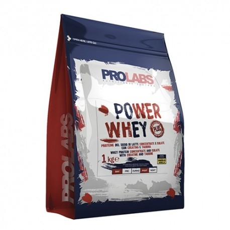 Prolabs, Power Whey Ultra, 1000g.