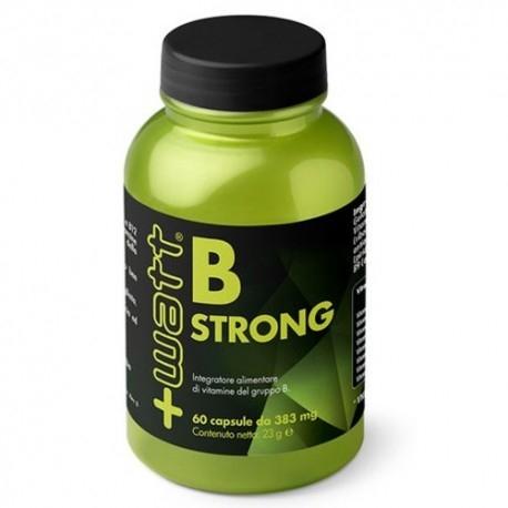 Vitamina B +Watt, B Strong, 60 cps.