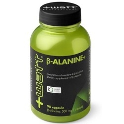 Beta alanina +Watt, Beta alanine+, 90 cps.