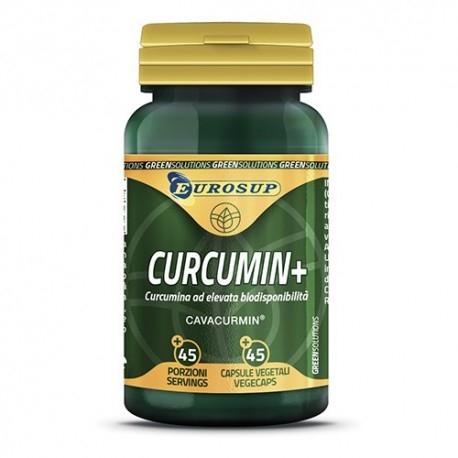 Curcuma Eurosup, Curcumin+, 45cps.