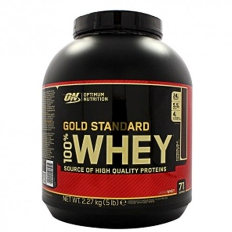 Offerte Limitate Optimum Nutrition, 100% Whey Gold Standard, 2260g