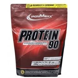 Scadenza Ravvicinata IronMaxx, Protein 90, 2350g. (Sc.12/2020)