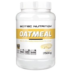 Farine Scitec Nutrition, Oatmeal, 1500 g.