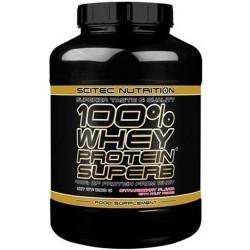 Proteine del Siero del Latte (whey) Scitec Nutrition, 100% Whey Protein Superb, 2160g