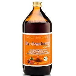 Mirtillo rosso (Cranberry) Sanct Bernhard, Cranberry, 1000 ml