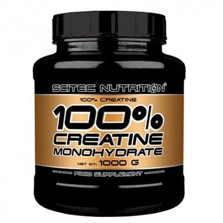 Creatina Scitec Nutrition, 100% Creatine, 1000g.