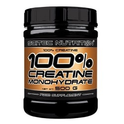 Creatina Scitec Nutrition, 100% Creatine, 500 g.