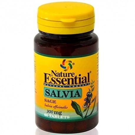 Funzionalità digestiva Nature Essential, Salvia, 60 cpr.