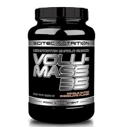 Gainers Scitec Nutrition, VoluMass 35, 1200 g.