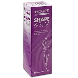 Anti-Cellulite +Watt, Shape & Slim Woman, 200 ml