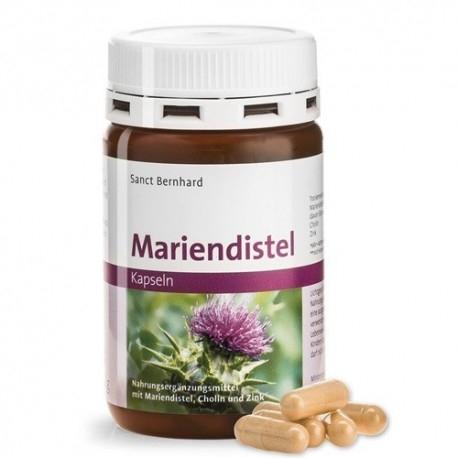 Funzione Epatica Sanct Bernhard, Mariendistel, 90cps.