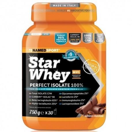 Proteine del Siero del Latte (whey) Named Sport, Star Whey, 750 g.