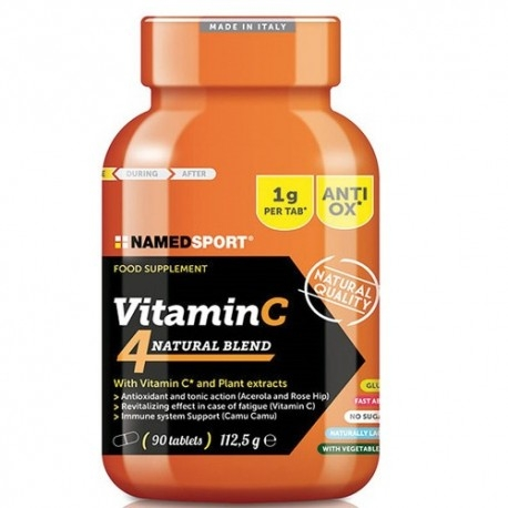 Vitamina C Named Sport, Vitamin C, 90 cpr.