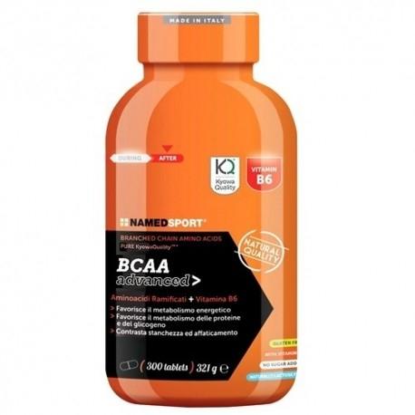 Aminoacidi Ramificati (Bcaa) Named Sport, BCAA Advanced, 300cpr.