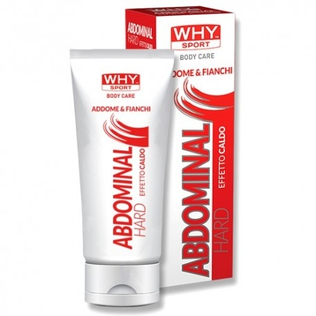 Anti adiposità WHY Sport, Abdominal Hard, 200 ml.