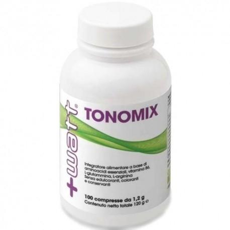 Aminoacidi essenziali +Watt, Tonomix, 100cpr.