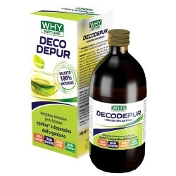 Fegato e depurativi WHY Nature, Deco Depur, 500 ml