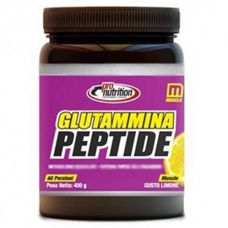 Glutammina Pro Nutrition, Glutammina Peptide, 400 g