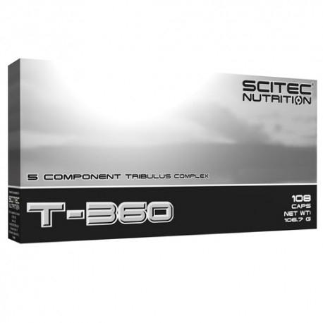Tribulus Terrestris Scitec Nutrition, T-360, 108 cps.