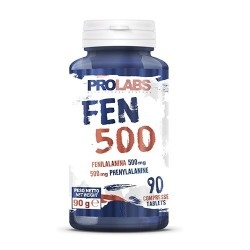 Aminoacidi essenziali Prolabs, Fen 500, 90 cpr. (Sc.02/2020)