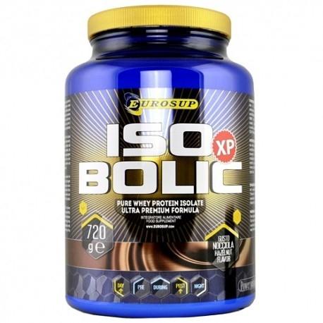 Proteine del Siero del Latte (whey) Eurosup, Isobolic XP, 720 g.