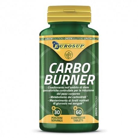 Coadiuvanti diete dimagranti Eurosup, Carbo Burner, 60cpr.