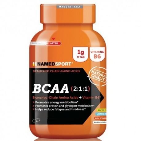 Aminoacidi Ramificati (Bcaa) Named Sport, Bcaa 2:1:1, 100 cpr.