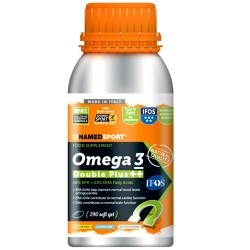 Offerte Limitate Named Sport, Omega 3 Double Plus ++, 240 cps.
