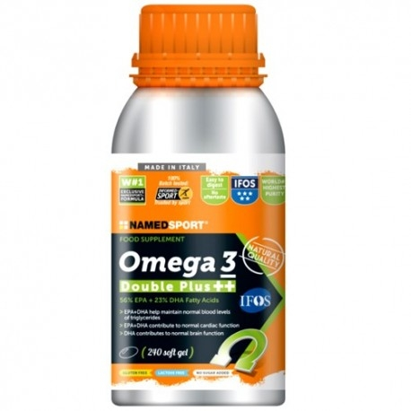 Named Sport, Omega 3 Double Plus ++, 240 cps.